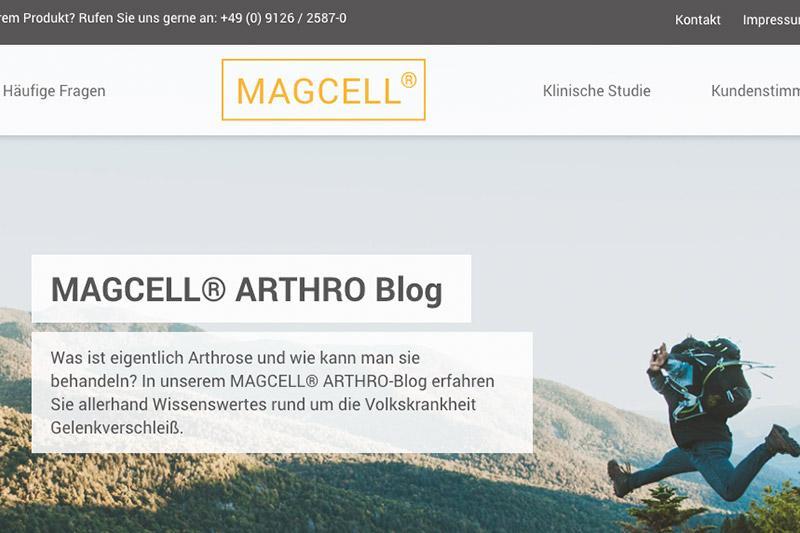 Kuki Design Web Gestaltung Umsetzung MAGCELL Responsive WordPress