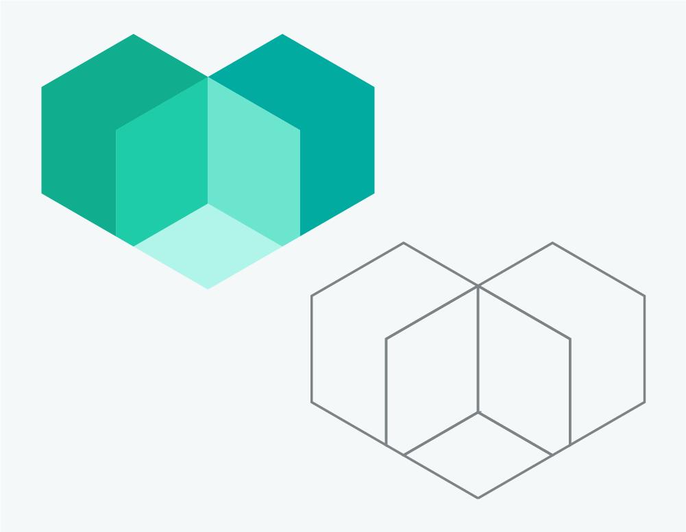 Illustration Corporate Logo Branding Design